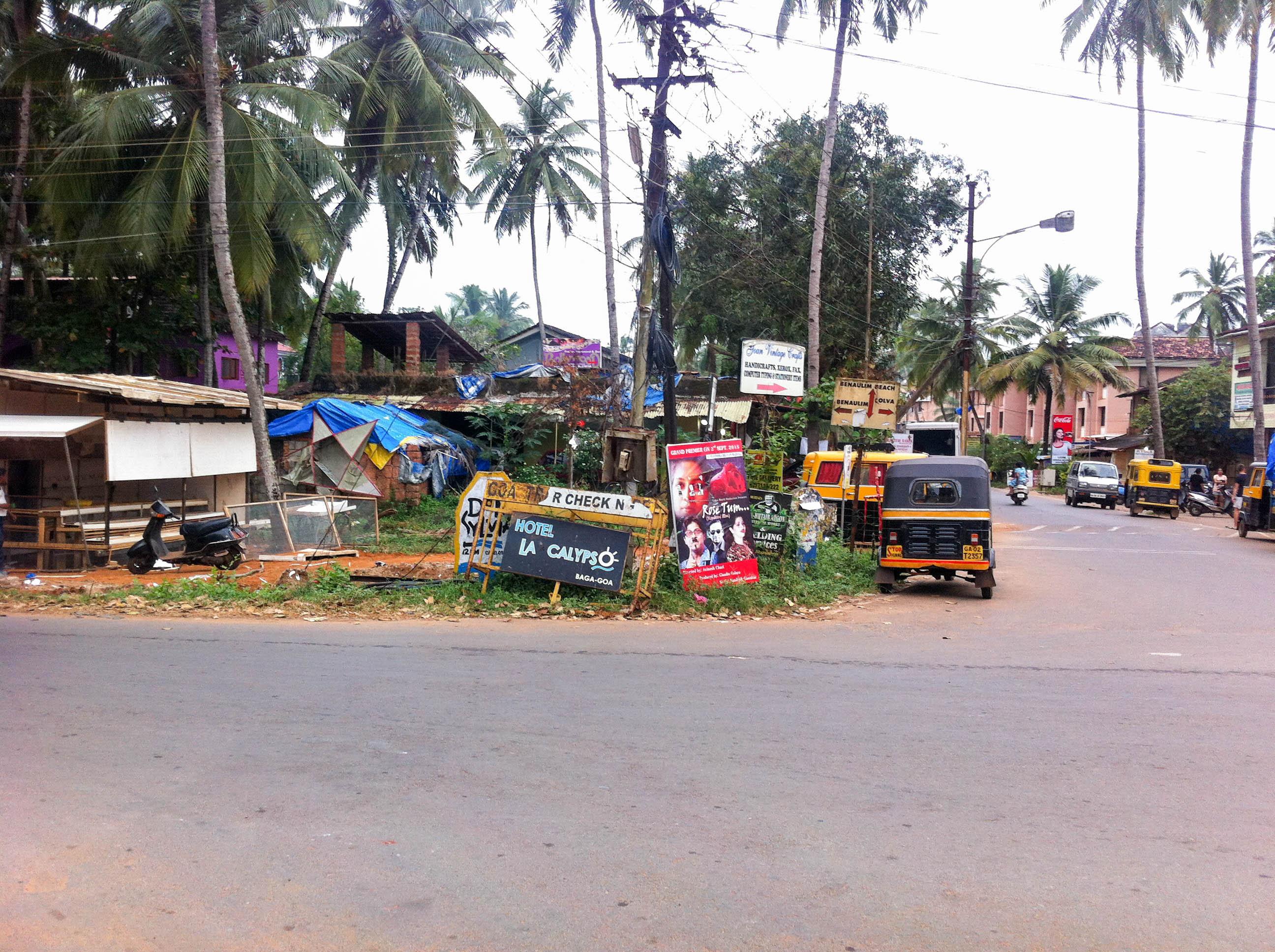 Benaulim, Goa