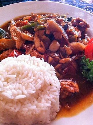 Indonéská kuchyně: Babi Kecap