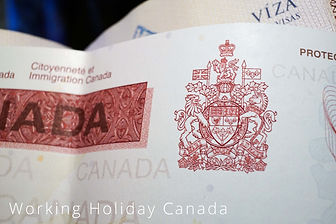 Working Holiday Canada - Application process