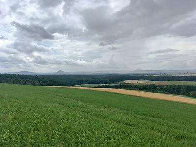 Backpacking.cz: EV6 - Emmingen výhled na Boden See