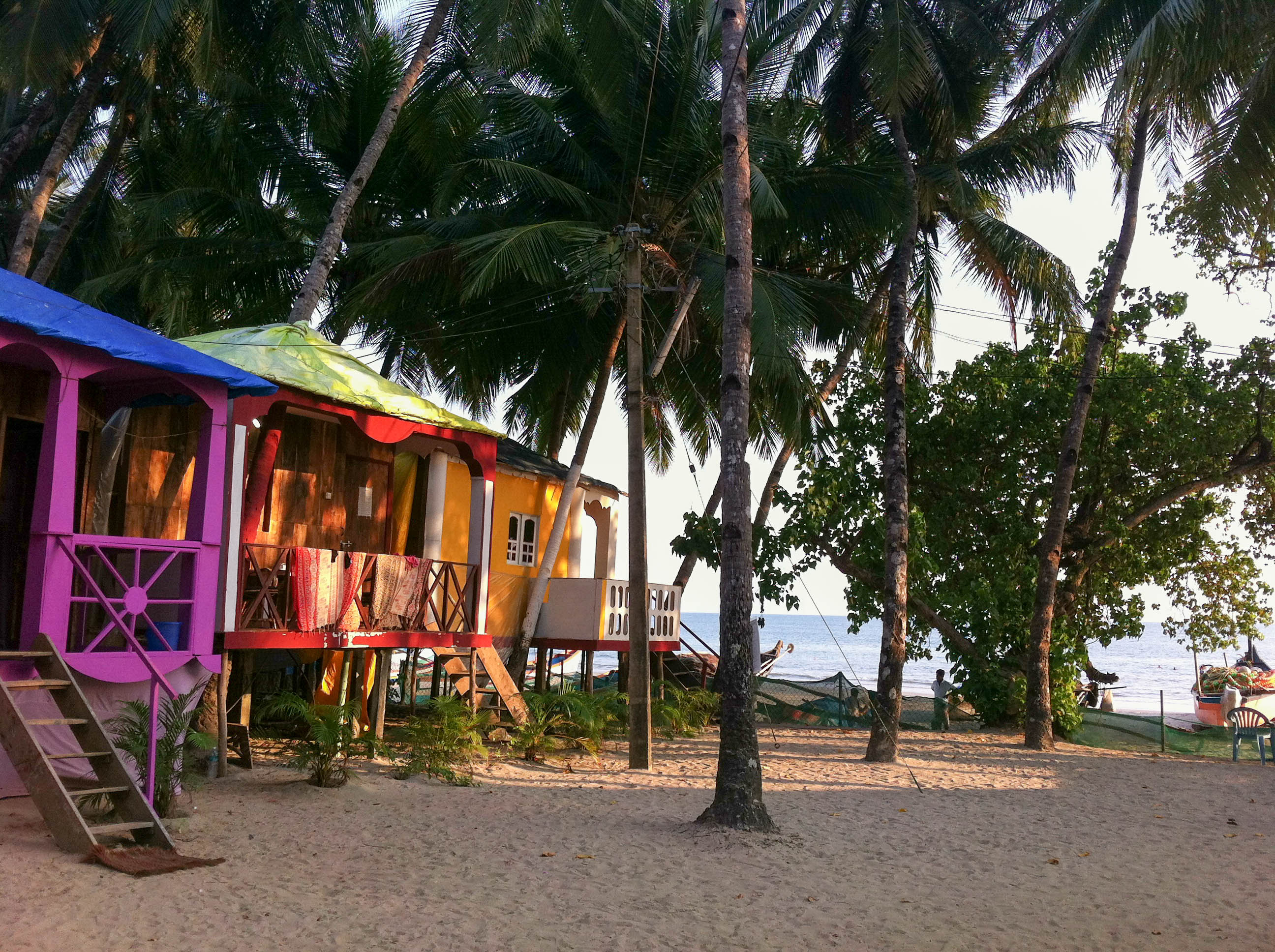 Relax in Palolem in 2013