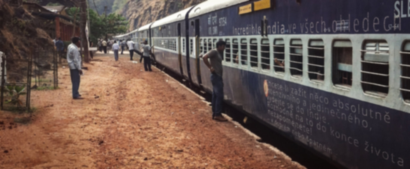 Jorge Necesario - Backpacking.cz: Low-cost traveling in India