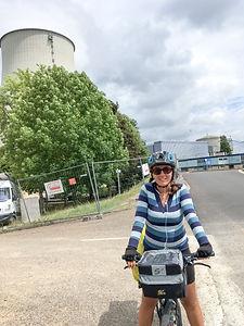 Backpacking.cz: EV6 - Magduš u atomovky v Belleville