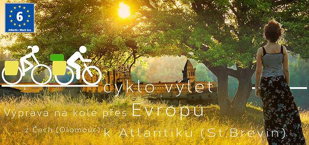 Backpacking.cz - EV6: Na kole přes Evropu