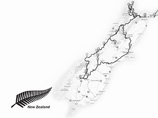 New Zealand Working Holiday - Itinerary