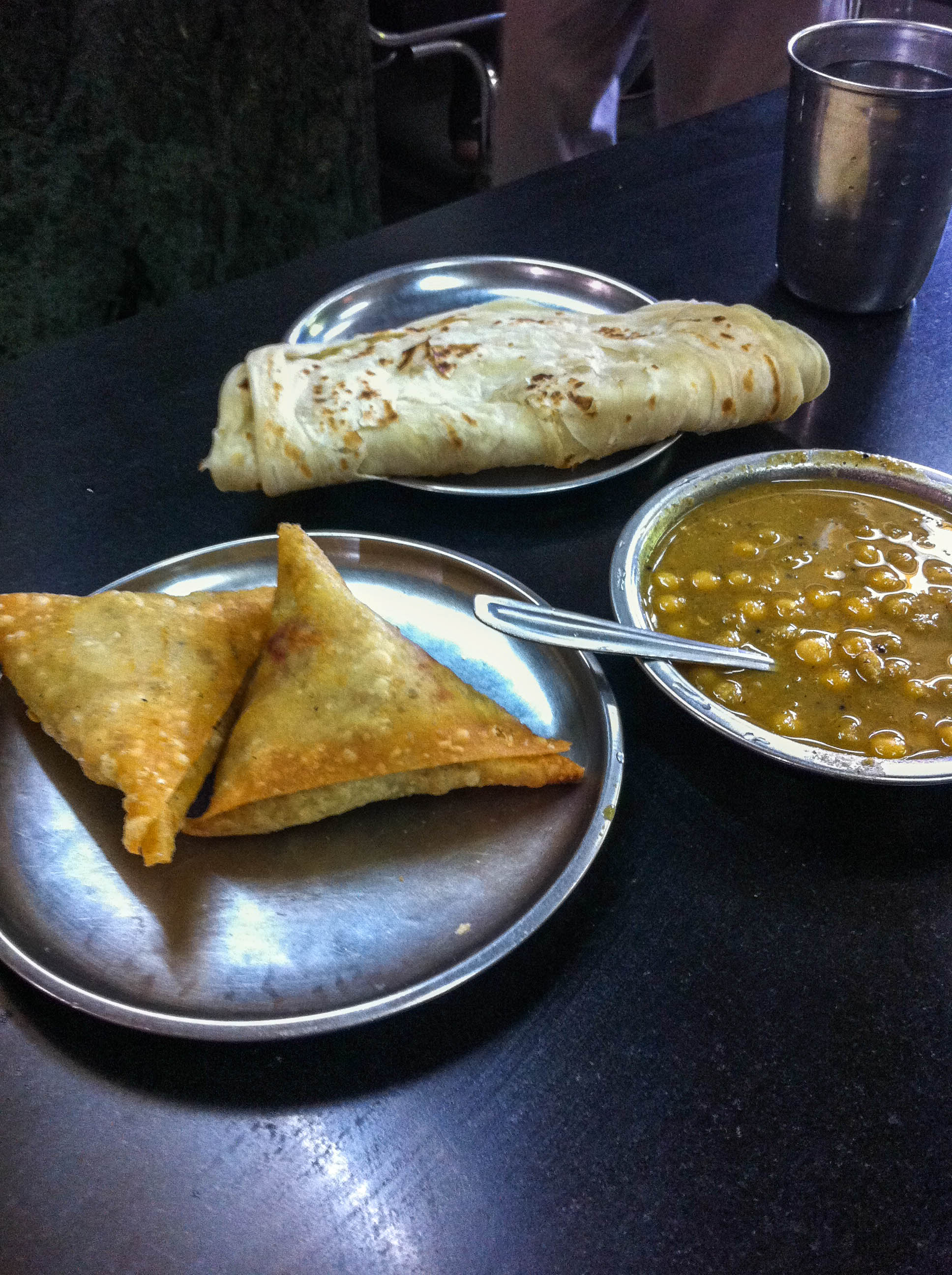 Cheap Indian snack