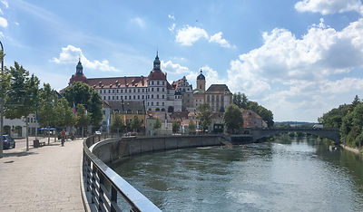 Backpacking.cz: EV6 - Neuburg an der Donau