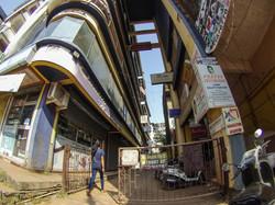 Bankrupted shopping mall, Margao