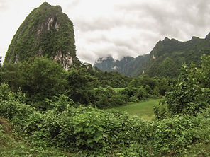 Jorge Necesario - Backpacking.cz: Low-cost traveling in Laos - Nong Khiaw