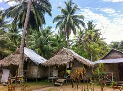 Bamboo hut, Beach n. 5, Havelock