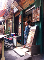 Jorge Necesario - Backpacking.cz: Low-cost traveling in Vietnam - Hanoi Old Quarter