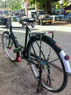 oldschool bike, Neil Island