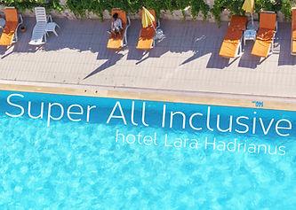 Backpacking.cz -Turkey Antalya - extremely cheap All Inclusive Lara Hadrianus