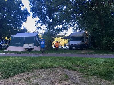 Backpacking.cz - EV6: Camping de la Plage