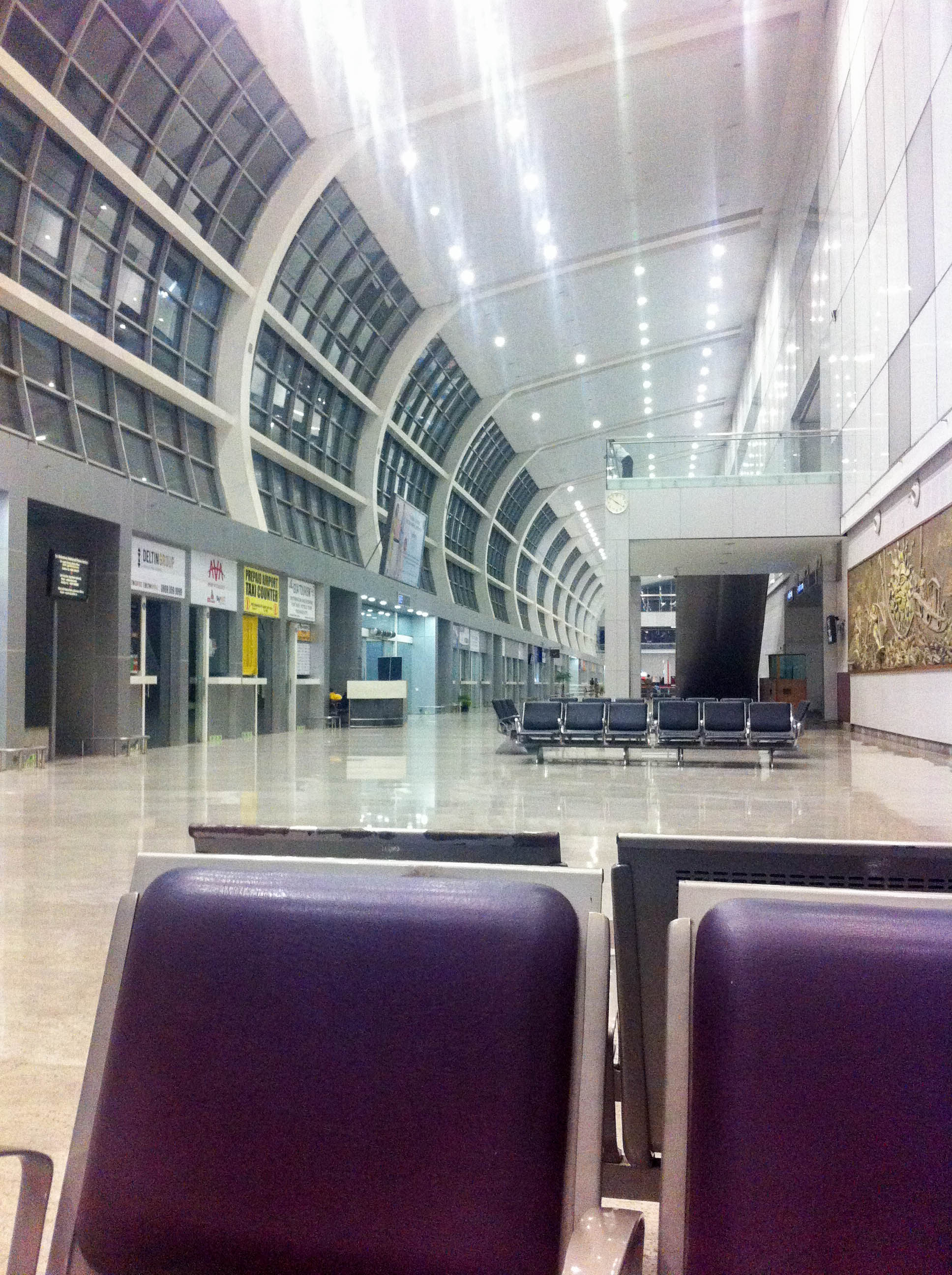 Micro International Airport in Goa
