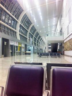 Micro International Airport in Goa