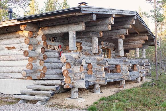 Jorge Necesario: Laponsko Kakslauttanen