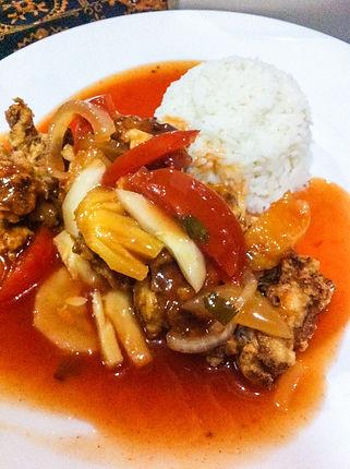 Indonéská kuchyně: Sweet and Sour