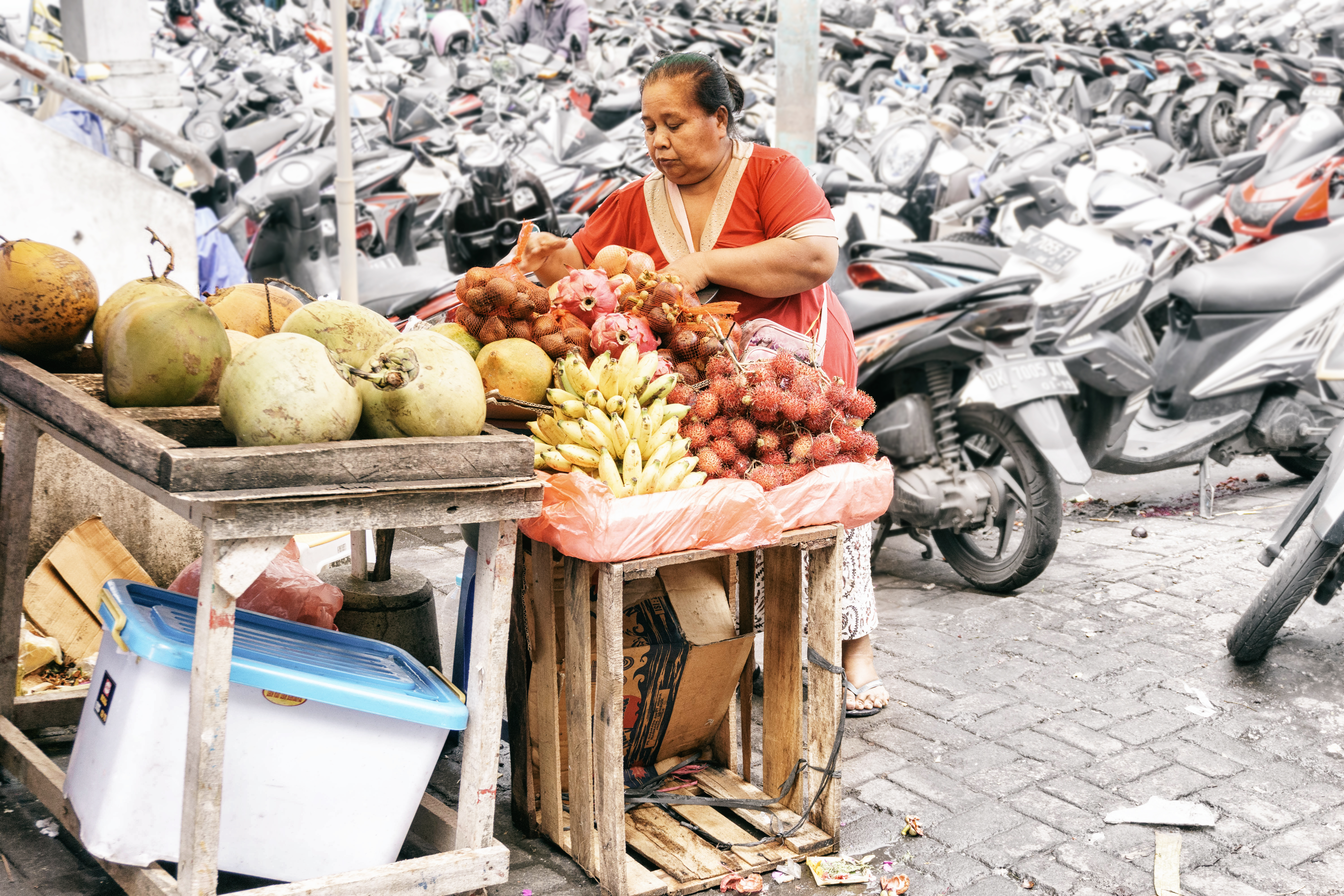 Ubud Street Photography