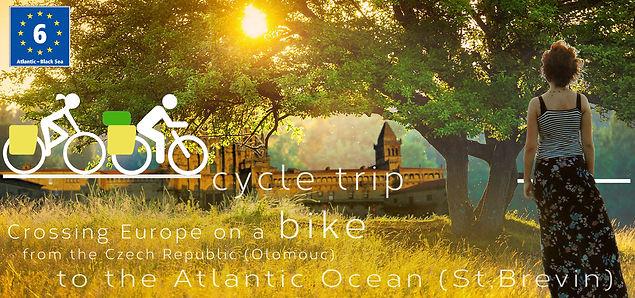 Backpacking.cz - EV6: Bike tour
