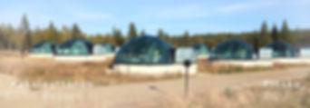Backpacking.cz: Kakslauttanen arctic resort - Work in Finland - Lapland