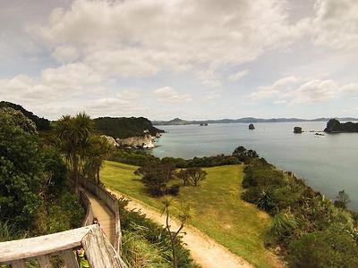 Cathedral Cove Novy Zeland