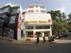 Royal Only Chicken, Margao