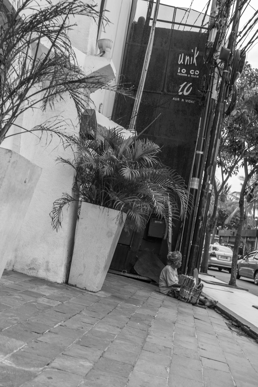 Kuta Bali Street Photography