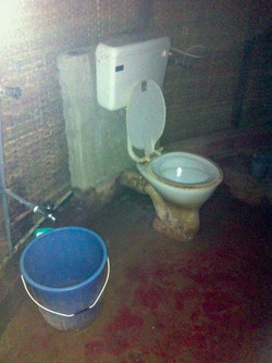 Hygienic standards in our hut