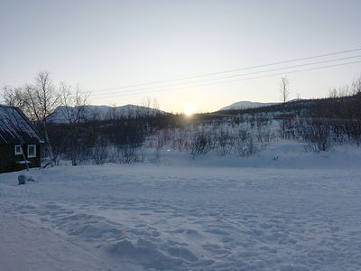 Backpacking.cz - Abisko Lapland Norrbotten