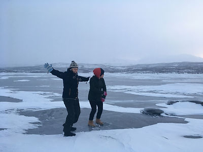 Backpacking.cz - Abisko Lapland Norrbotten Tornetrask