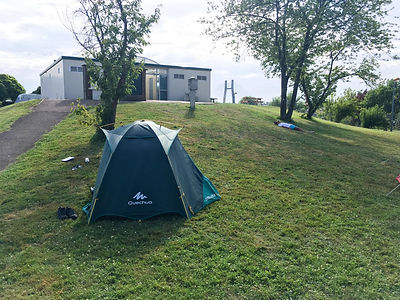 Backpacking.cz - EV6: Camping du Pont de Bourgogne
