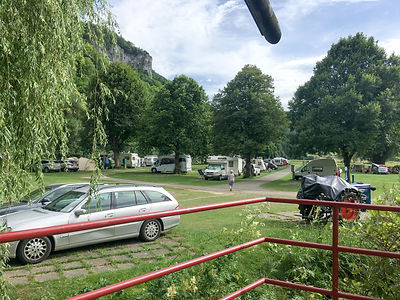 Backpacking.cz - EV6: Campingplatz Wagenburg