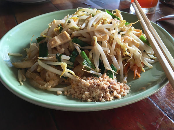 Backpacking.cz: Cheap restaurants on Khao San Road