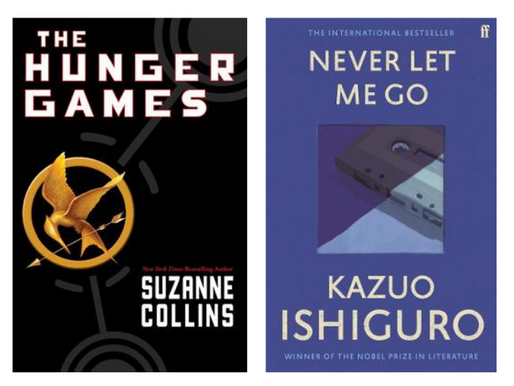 5 Book Recommendations Based on the Most Famous Young Adult Fiction