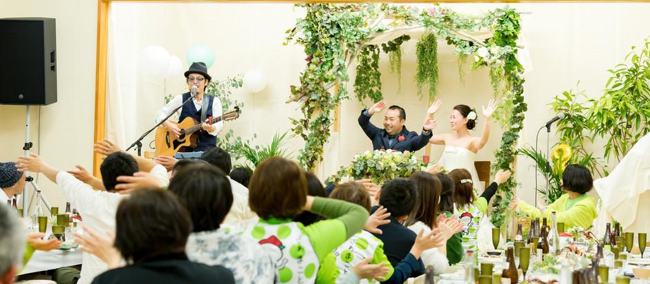 """ハレノヒを五島で。 """"Goto wedding"""" スタート"""