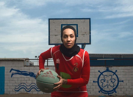 Fiba Allow Hijab Interview with Channel 4