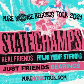 Pure Noise Records Presents The 2021 Pure Noise Tour