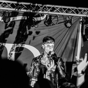 REVIEW: Andy Black Creates a Relaxed Environment on His Headlining Tour