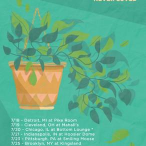 REVIEW: Like Pacific & Sleep On It co-headline tour