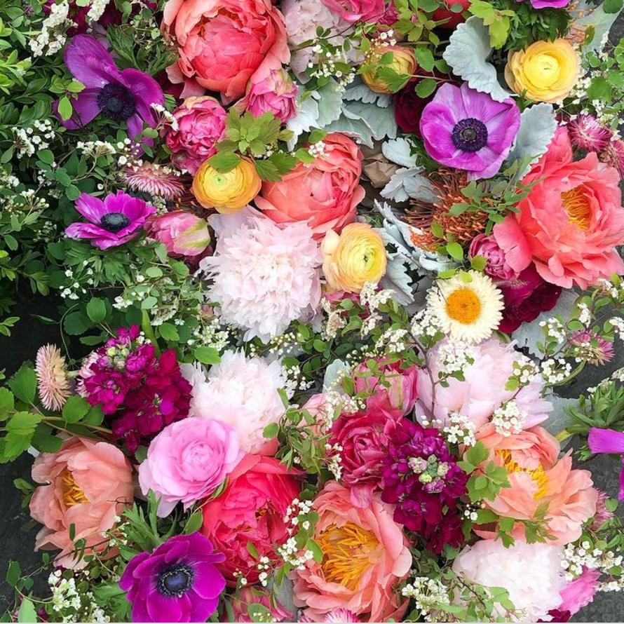4 Week Summer Flower Subscription