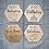 Thumbnail: Wooden Holiday Milestone