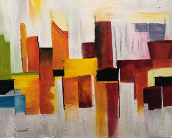 Ville Multicolore