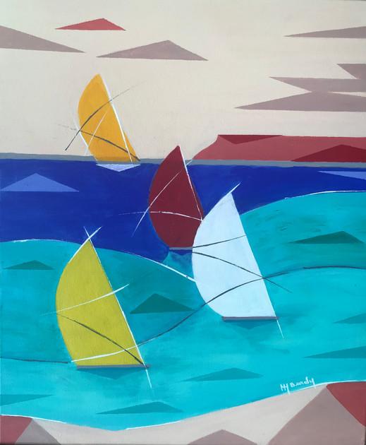 Marie-Galante 60x50