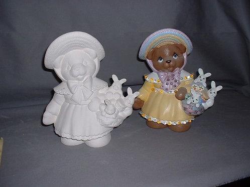 Mrs. Easter Bear
