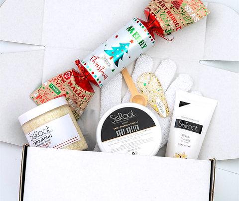 Christmas Box Gift Set