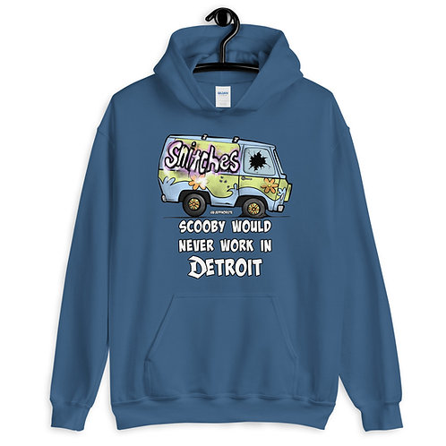 ADULT - Scooby Snitches Hoodie