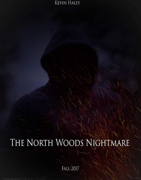 North Woods Nightmare Poster