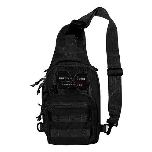 Toma-Hawk Shoulder Bag - Black
