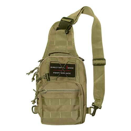 Toma-Hawk Shoulder Bag - Khaki